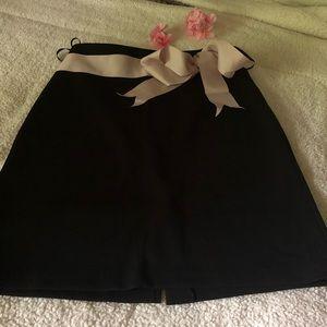 INC Women's Formal Skirt Black Sz 10